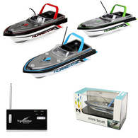 "5"" Mini R/C Speedboat with Dual Propellers"