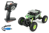 R/C Rock Crawler- 1:12 Scale 2.4Ghz Off Road Vehicle