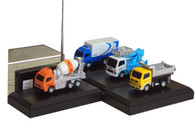 R/C Mini Construction Vehicles