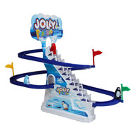 Jolly Penguin Playful Penguin Race