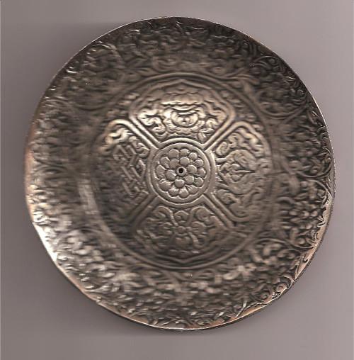 Eight Auspicious Symbols incense burner