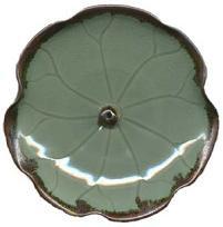 Lotus Leaf incense holder