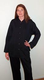 Raw Silk Zen Jacket and Pants