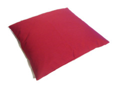 Meditation support cushions are excellent for added comfort for knees and ankles.