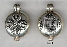 Double Dorje Gau locket