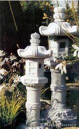"Kasuga Garden Lantern, 60"""