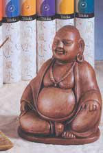 Happy Buddha figure, Hotei