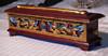 TibetanWooden Carved Incense burner