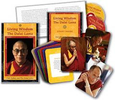 Living Wisdom with His Holiness the Dalai Lama (Kit)