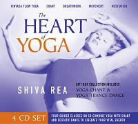 The Heart of Yoga, Shiva Rea