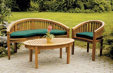Monet Seating bench