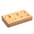 Round-Shaped Dap Block
