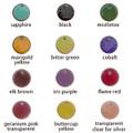 Enamel Color Kit - Jewel Tones