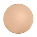"Copper Blank Discs, 3/4"""