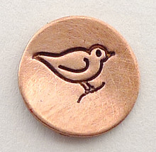 Bird Stamp Sample