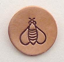 Bee Stamp Sample