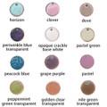 Enamel Color Kit - Cool Tones