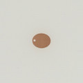 Copper Oval Tag with Hole