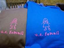 U.S. FEMAIL T-Shirt