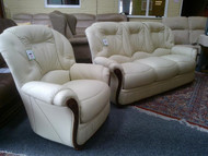 3 SEATER AND CHAIR