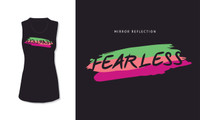 Fearless- Reflection Tank