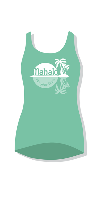 Mahalo Mint Tank, Child