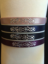 Rhinestone Alignment Belts