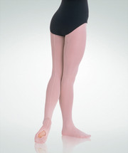 Convertible Tights with Backseam