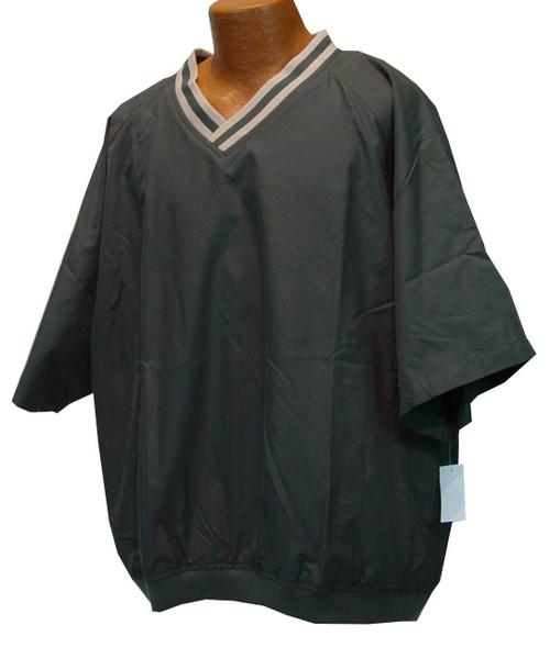 Ultra Club Short Sleeve Windshirt 2 Colors 2X, 3X