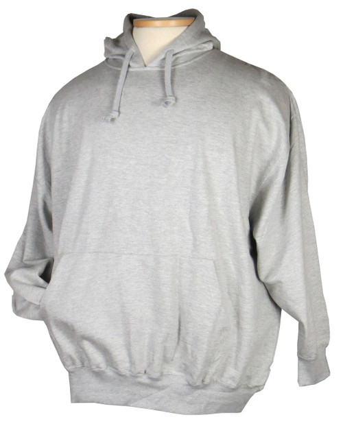 Cotton Works Hoodie 3 Colors 2X, 3X, 4X