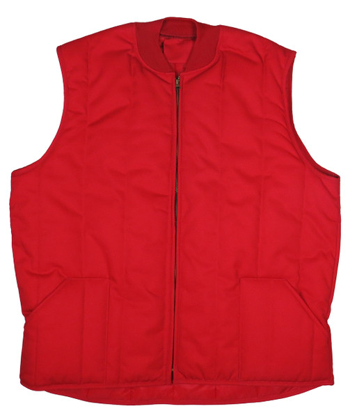 Cintas Quilted Work Vests 2 Colors 3XT, 4XT
