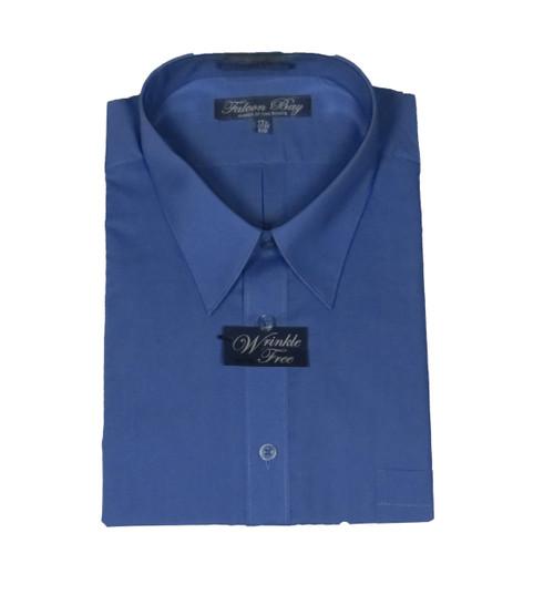 Falcon Bay Expandable Collar Dress Shirt 2 Colors 17.5, 18, 18.5, 19,  20, 22, 24