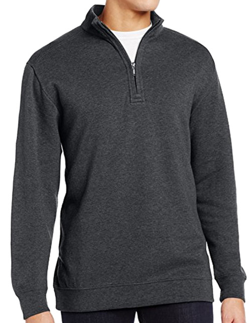 Cutter & Buck Forest Park Half Zip Sweater 2 Colors XLT, 1X, 2X, 2XT, 3X, 4X, 4XT, 5X