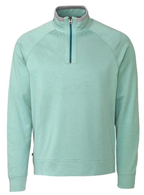 Cutter & Buck Emery Half-Zip Sweatshirt 2 Colors LT, XLT, 2X, 2XT, 3X, 3XT, 4X, 4XT, 5X