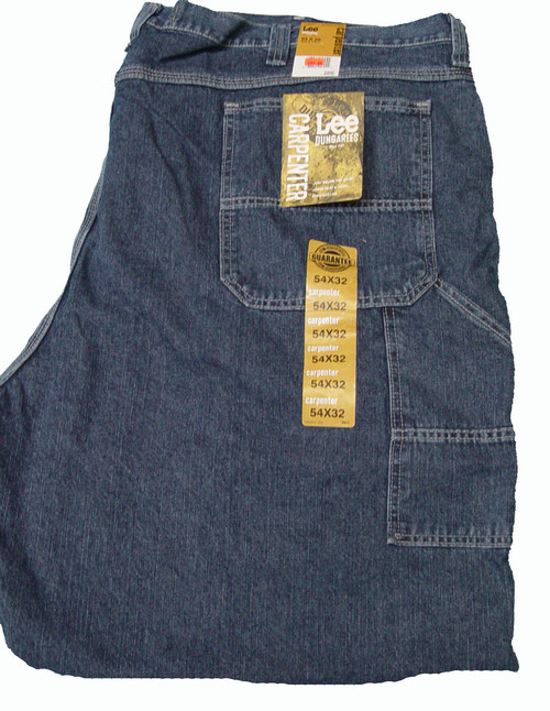 Lee Jeans Carpenter Dungarees 44, 46, 48, 50, 52, 54, 56, 58, 60