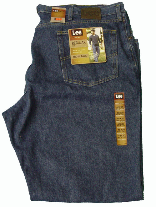 Lee Jeans Regular Fit 42, 44, 46, 48, 50, 52, 54, 56, 58, 60