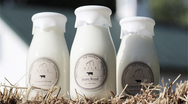 Milk Reclamation Barn