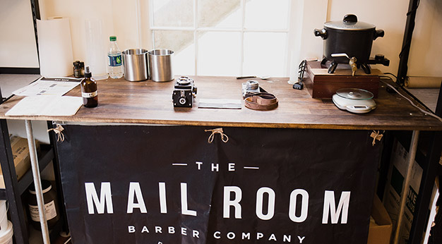 The Mail Room Barber Co.