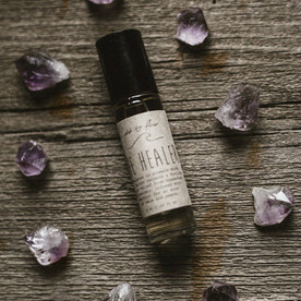 """The Healer"" Rollerball Perfume"