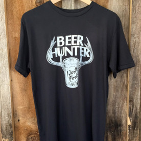 Funny hunting shirt - Beer Hunter