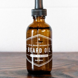 Pipe Tobacco Vegan Beard Oil