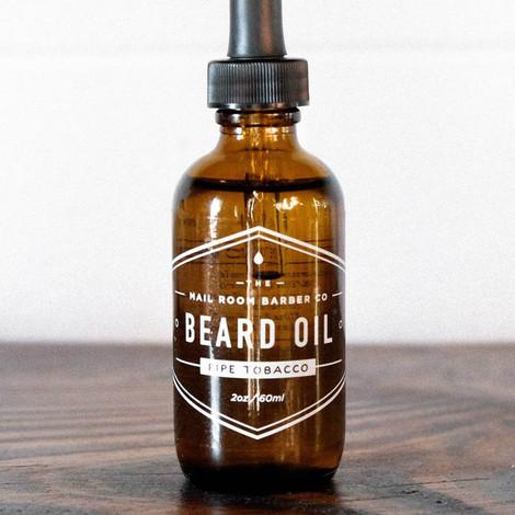 Beard Oil - Pipe Tobacco