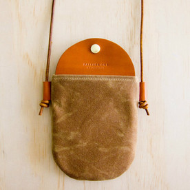 Bali Crossbody Bag - Cinnamon