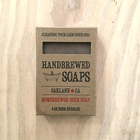Handbrewed Beer Soaps