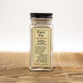 powder formula exfoliator
