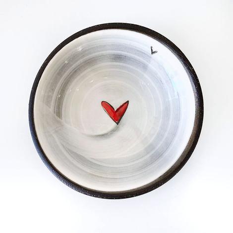 Heart Trinket Bowl