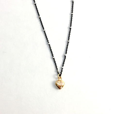 heart pendant necklace perfect for Valentines Day