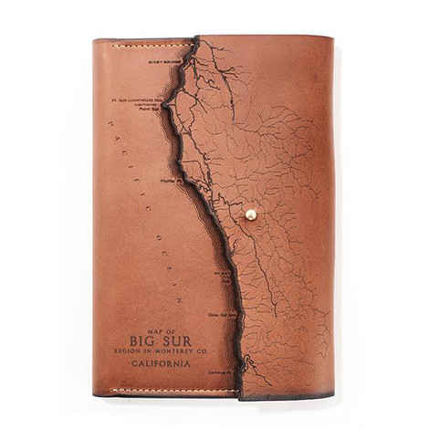 Big Sur Journal Cover