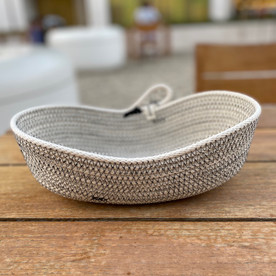 Handmade Cotton Basket