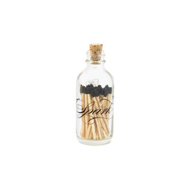 Decorative Match Bottle